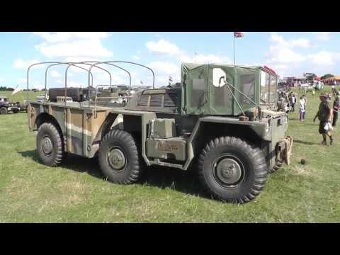 M561 Gama Goat PBF196K at Tanks Trucks & Firepower Show