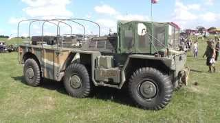 M561 Gama Goat PBF196K at Tanks Trucks & Firepower Show