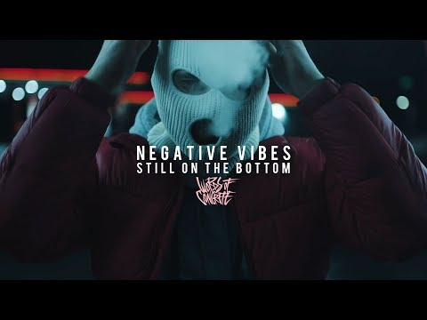 WORDS OF CONCRETE - Negative Vibes / Still On The Bottom - OFFICIAL MUSIC VIDEO