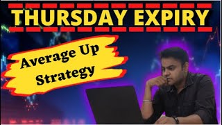 Average Up Strategy   Stock Market Live   Bank Nifty Live Trading   Conceptual Trading