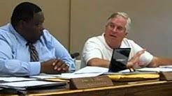 Apalachicola 7-10-12  City Attorney Floyd Report on Apalachicola River Water Litigation