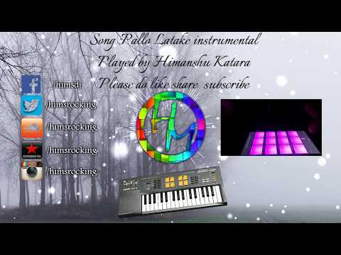 Pallo Latake - Mere Rashke Qamar  Instrumental Song | Himanshu Katara |