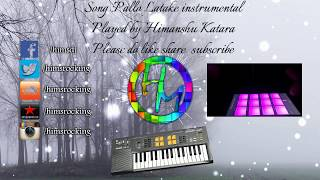 pallo latake mere rashke qamar instrumental song himanshu katara