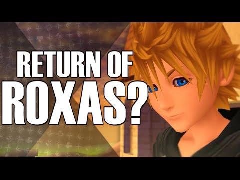 Should ROXAS RETURN in KINGDOM HEARTS 3?