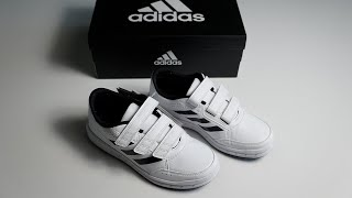 Unboxing Chaussure Adidas AltaSport BA7458