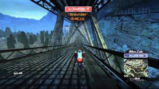 Burnout Paradise Gameplay:ZaaDi HD 3D