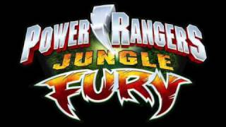 Power Rangers Jungle Fury full version
