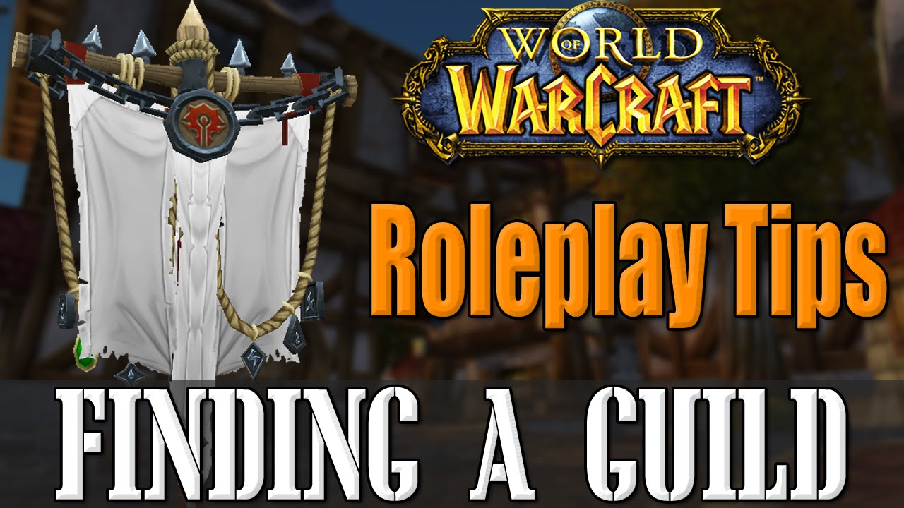 wow how to add to guild