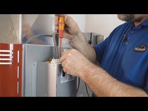 napoleon hmf150 furnace wiring for wood and electric configuration