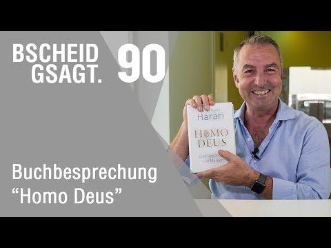 Bscheid gsagt - Folge 90: Buchbesprechung \
