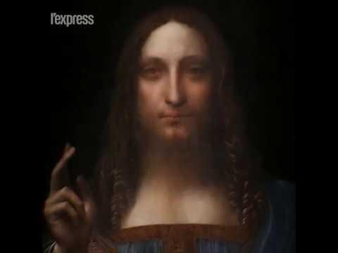 Un tableau de Léonard de Vinci devient le plus cher de l'histoire
