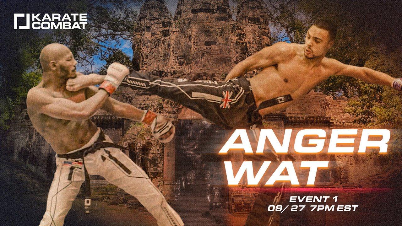 Karate Combat: Episode 01 - Anger Wat
