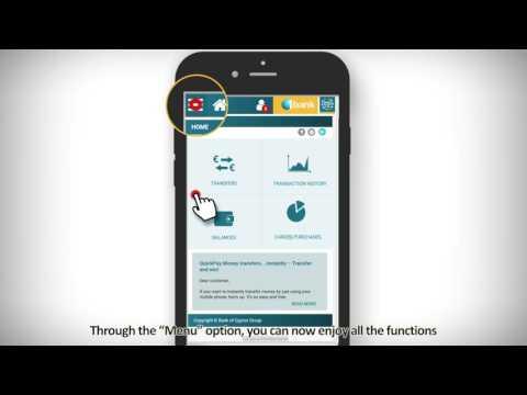 1bank Mobile Banking Demo Video
