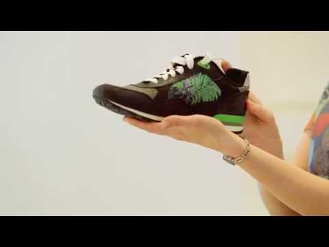 Спортивная мужская обувь ECCO