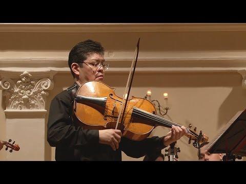 Vivaldi - Cello concert RV418 - Ryo Terakado & CroBaroque
