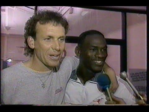 """Michael Jordan & Co"" behind the scenes documentary by Jeannie Morris (Rare 1988)"