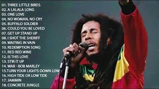 Bob Marley Greatest Hits Reggae Song 2020 - Top 20 Best Song Bob Marley
