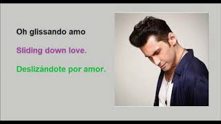 Dan Balan & Matteo - Allegro Ventigo ( Spanish & English Lyrics Translation)