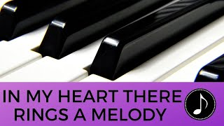 In My Heart There Rings a Melody (Solo Piano) - Roger House