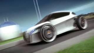 Невероятно - автомобильные супер колеса будущего. Изобретения. Наука и техника