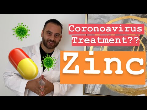 Coronavirus Treatment Zinc & Chloroquine? Covid-19 Medication | How To Treat Coronavirus? Edgy Edge