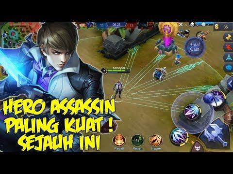 HERO ASSASSIN BARU : GOSSEN HOLY BLADE, COBA LIAT SKILLNYA ! - MOBILE LEGENDS INDONESIA #31