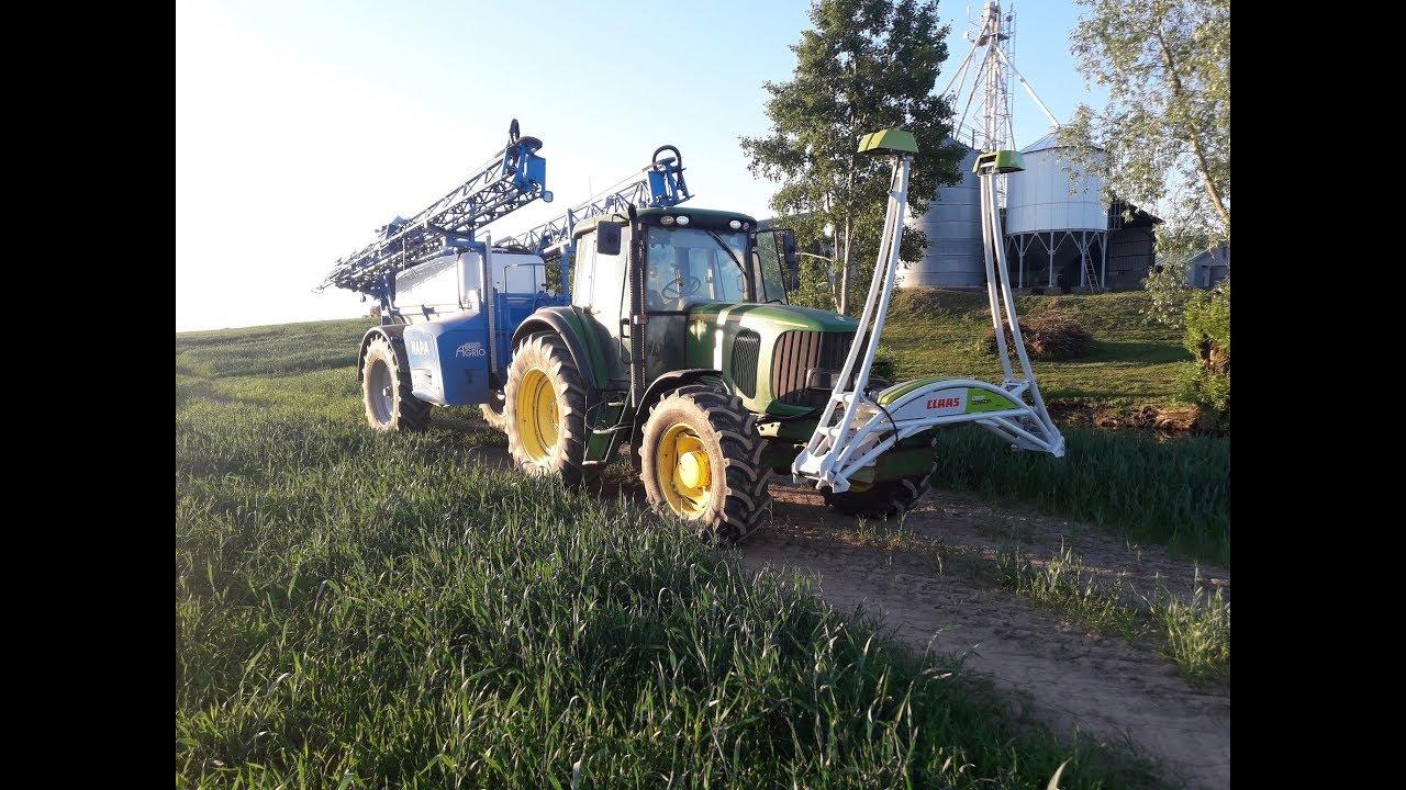 Rolnictwo XXI wieku: Sensor Isaria- Rośliny pod kontrolą! Cz. 2/ Kula