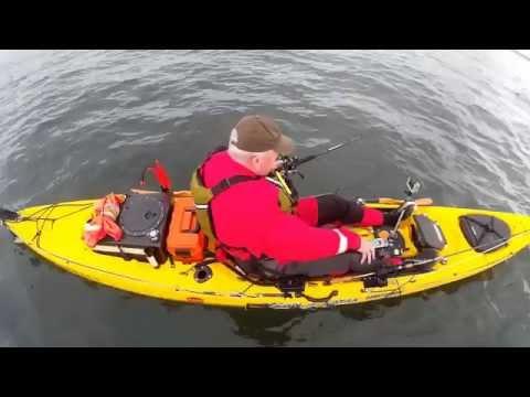July Kayak Fishing KFUK Style :)