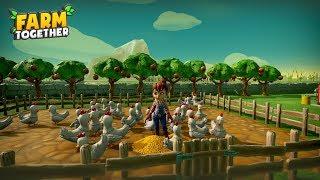 Pierwsze Zwierzęta | Farm Together E3