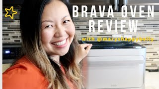 Brava Review- See how the oven works and what I cooked!
