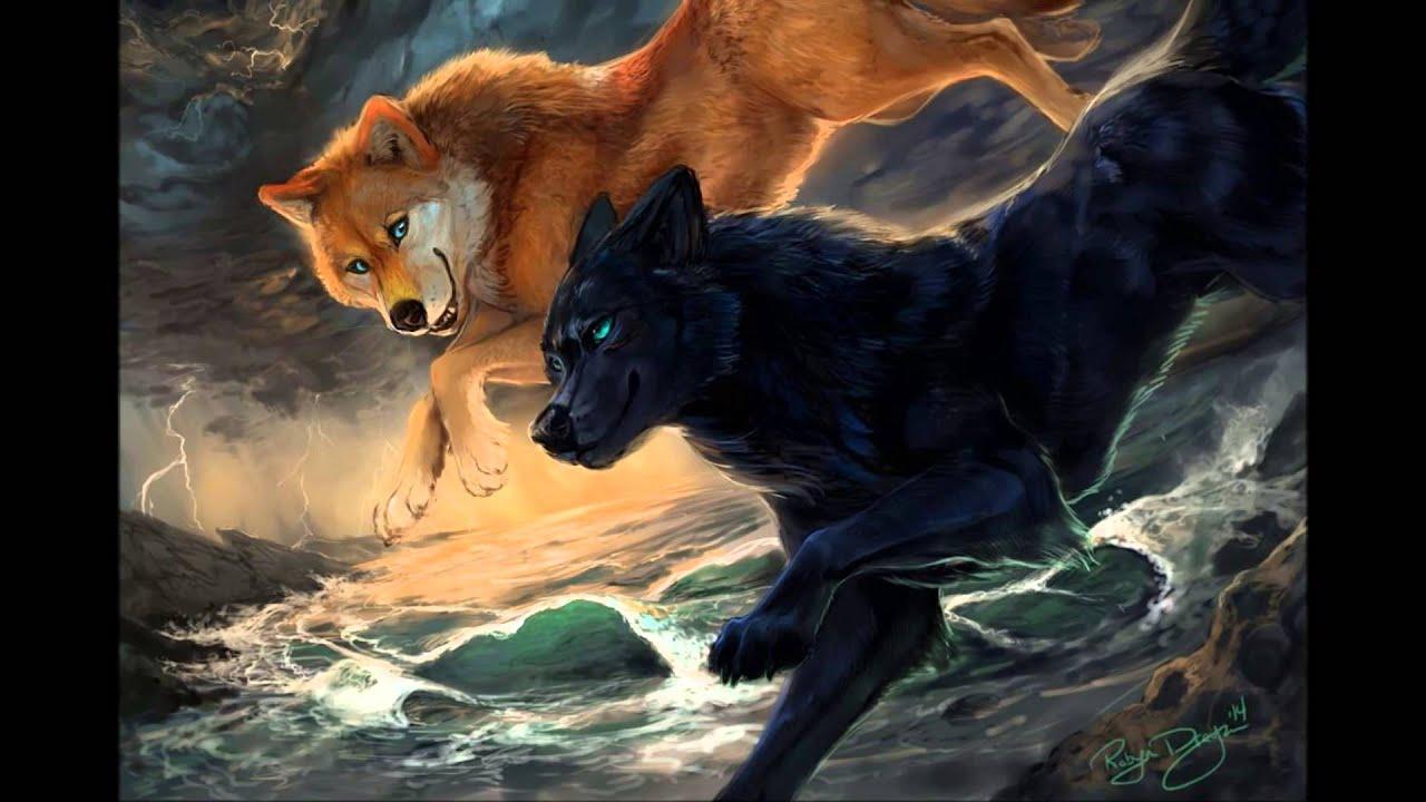 Anime Wolves Special - Pocketful of Sunshine - YouTube