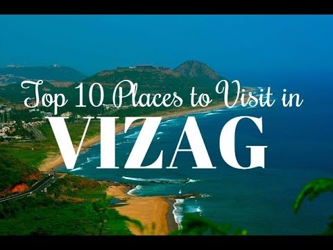 Top 10 Places To Visit In Vizag Vishakhapatnam Youtube