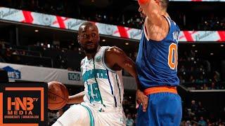 New York Knicks vs Charlotte Hornets Full Game Highlights | 12.14.2018, NBA Season