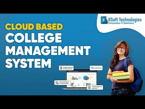 School / College Management System