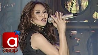 "Sarah Geronimo in ""Salute"" birthday concert performance"