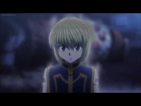 Hisoka asks Kurapika to Team Up!