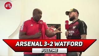 Arsenal 3-2 Watford | This Season Was Dreadful! (DT)