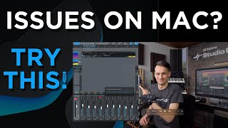 Issues with Studio One 5 on an older Mac? Try THIS!
