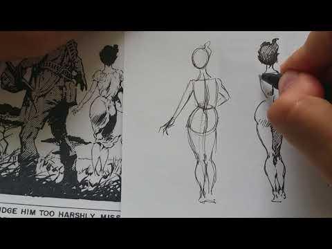 Understanding Frank Frazetta Part 5