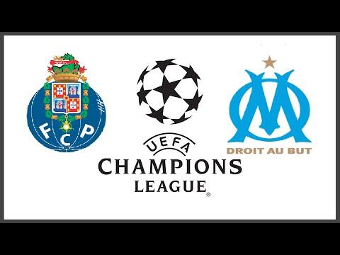 Порту Марсель  3 - 0 обзор матча голы футбол прямой эфир смотреть онлайн 3 ноября 2020