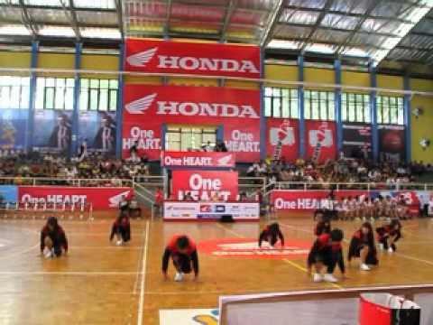 Dance Smk Bonavita Tangerang ( Rockin Bon's Crew ) in DBL tangerang - banten 2012