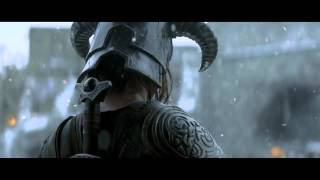 Официальный-трейлер Skyrim