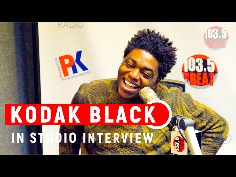 Kodak Black Talks 'Dying To Live', Why It's Hard to Listen to XXXTentacion, Moving to LA & more.