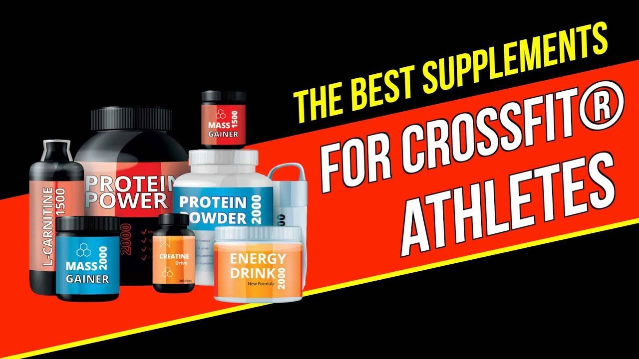 The One CrossFit Supplements Guide To End Them All | WODprep