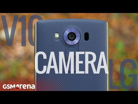 LG V10 Camera Review