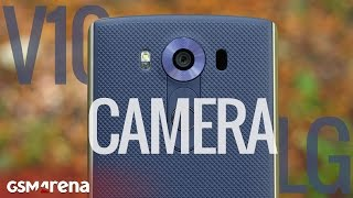 LG V10 Camera Review