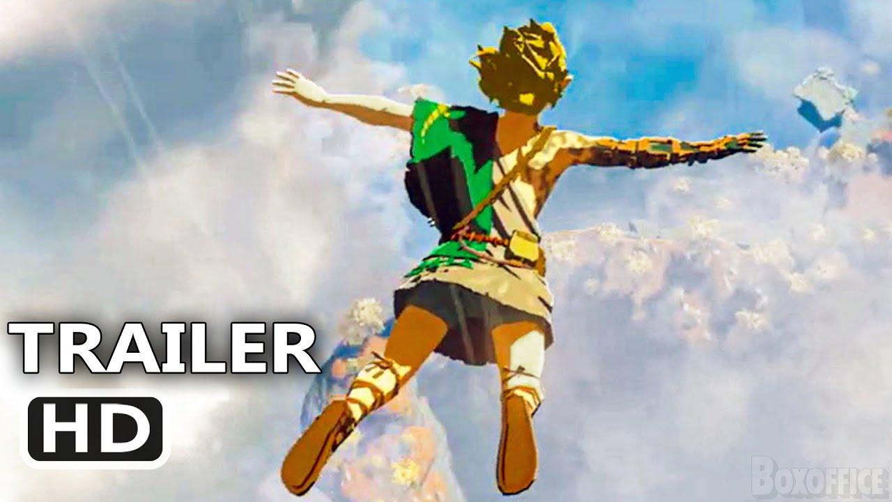 ZELDA: BREATH OF THE WILD 2 Trailer (NEW, 2022) E3 2021