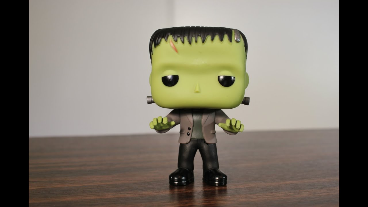 Frankenstein Funko Pop Review Youtube