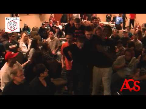 ACSLIVE.TV Presents So Fly Combat League Alex Dean Vs Ian Klimas