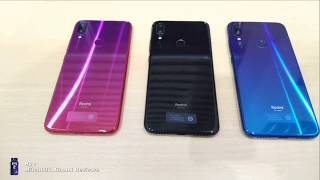 Review Xiaomi Redmi Note 7 6.3 Inch 4G Phablet 48MP Dual Rear Camera Test - Price